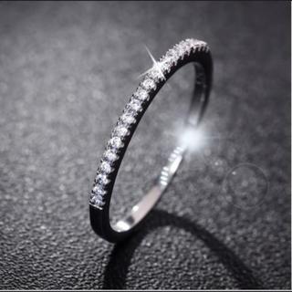 シルバー925ハーフエタニィーリング(リング(指輪))