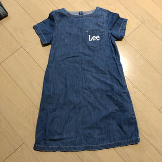 リー(Lee)のLeeデニムワンピース(ワンピース)