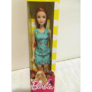 バービー(Barbie)のバービー ドール barbie doll バービー人形  ブルーワンピース(ぬいぐるみ/人形)