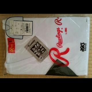 ローリングス(Rawlings)のローリングス アシックス 野球 ベースボール アンダーシャツ 七分袖 ブラック(ウェア)