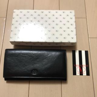 ヴァレンティノガラヴァーニ(valentino garavani)のヴァレンティノ ガラヴァーニ VALENTINO GARAVANI 長財布(財布)