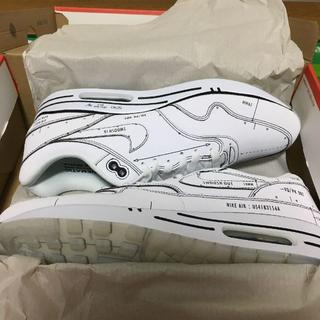 ナイキ(NIKE)のNIKE AIR MAX 1 SCHEMATIC 28.5cm (スニーカー)