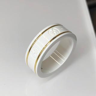 グッチ(Gucci)のGUCCI グッチ アイコンリング GGリング 指輪 K1875013号 #13(リング(指輪))