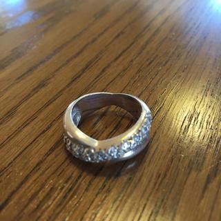 フォリフォリ(Folli Follie)のフォリフォリ シルバー925 12号リング 指輪  MG5(リング(指輪))