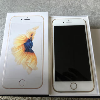 NTTdocomo - iPhone 6s Gold 64 GB docomo