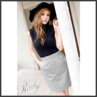 レディー(Rady)のRady ウールスカート(ひざ丈スカート)
