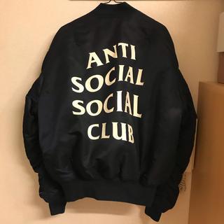 アンチ(ANTI)のAnti Social Social Club ALPHA INDUSTRIES(その他)