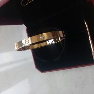 カルティエ(Cartier)の本物 Cartier ブレスレット 20CM(ブレスレット)