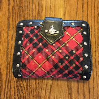 ヴィヴィアンウエストウッド(Vivienne Westwood)のヴィヴィアンウエストウッド  2つ折り財布 MG5(財布)