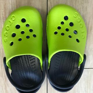 クロックス(crocs)のCROCS クロックス キッズ ベビー サンダル C8 15.5cm 15cm(サンダル)