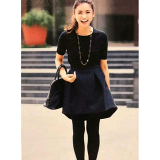 バーニーズニューヨーク(BARNEYS NEW YORK)のYoko Chan アンゴラバルーンスカート(ミニスカート)