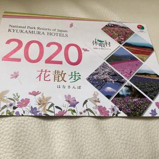 2020 カレンダー 花散歩(カレンダー/スケジュール)