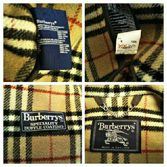 BURBERRY(バーバリー)のバーバリー ダッフルコート レディースのジャケット/アウター(ダッフルコート)の商品写真