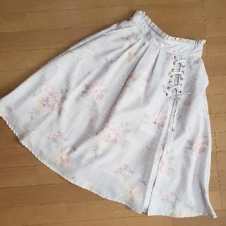 LIZ LISA - LIZLISA 膝丈スカート