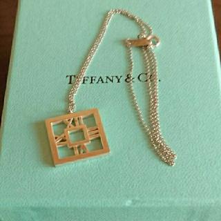Tiffany & Co. - 希少!ティファニー アトラスネックレス