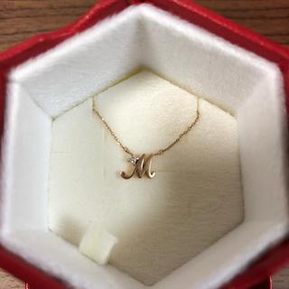 ヨンドシー(4℃)の4℃のネックレスとピンキーリング(リング(指輪))