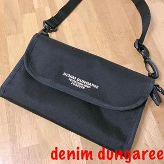 デニムダンガリー(DENIM DUNGAREE)のデニムダンガリー ポーチ型 財布(財布)