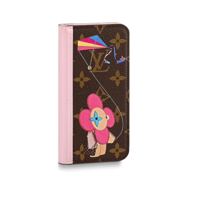 LOUIS VUITTON - LOUIS VUITTON ルイヴィトン iPhone X & XS・フォリオの通販 by りさ's shop|ルイヴィトンならラクマ
