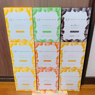 マルコ(MARUKO)のMARUKO シルククリエイトスリム(ダイエット食品)