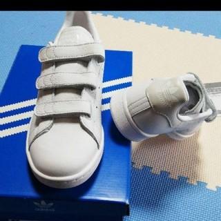 アディダス(adidas)の新品 adidas  スタンスミス ベルクロ 22センチ(スニーカー)