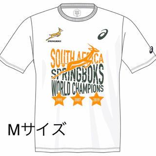 アシックス(asics)のスプリングボクス優勝記念Tシャツ(記念品/関連グッズ)