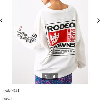 RODEO CROWNS WIDE BOWL - ロデオクラウンズ    ロングスリーブTシャツ