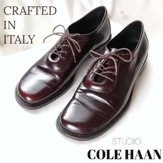 Cole Haan - COLE HAAN(コールハーン)オックスフォード/レースアップ/革靴/22㎝