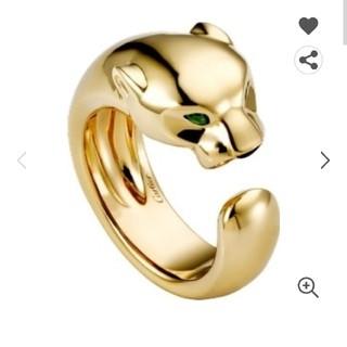カルティエ(Cartier)のCartier カルティエ パンテール リング(リング(指輪))