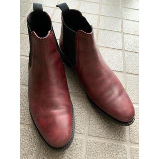 リーガル(REGAL)のリーガル MENS ハイカットブーツ 定価33000円 美品(ブーツ)