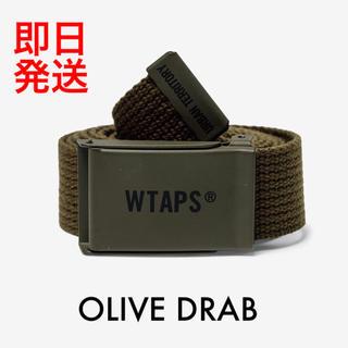 ダブルタップス(W)taps)のOLIVE DRAB GIB / BELT. ACRYLIC ベルト WTAPS(ベルト)