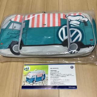 フォルクスワーゲン(Volkswagen)の未使用 ワーゲン ノベルティ ピクニックバッグ(ノベルティグッズ)