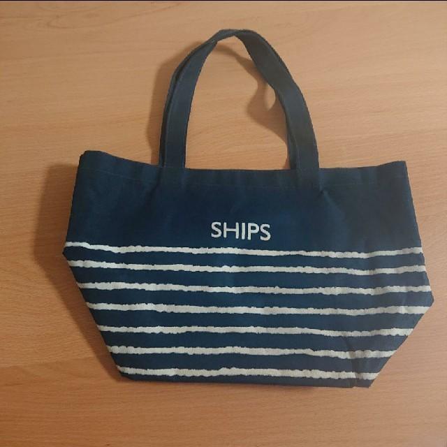 SHIPS(シップス)の【1/4まで】SHIPS トートバッグ レディースのバッグ(トートバッグ)の商品写真