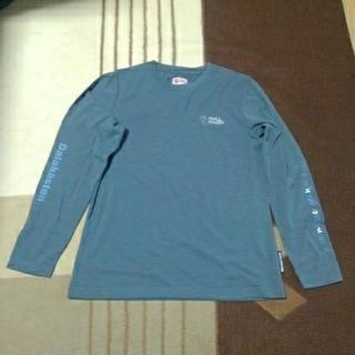 フェールラーベン(FJALL RAVEN)のフェールラーベン トレッキング 長袖 Tシャツ(登山用品)