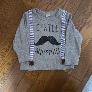 プティマイン(petit main)のプティマイン トレーナー 90(Tシャツ/カットソー)