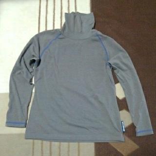 フェールラーベン(FJALL RAVEN)のフェールラーベン トレッキング タートルネック 長袖Tシャツ(登山用品)