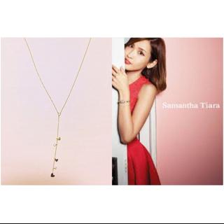 Samantha Tiara - サマンサティアラ ネックレス