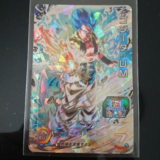 ドラゴンボール(ドラゴンボール)のドラゴンボールヒーローズ   ゴジータUM  UM11-SEC2(シングルカード)