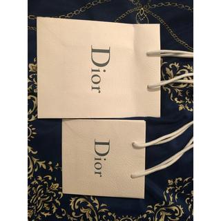 クリスチャンディオール(Christian Dior)のクリスチャン ディオール ショップ袋 ショッパー(ショップ袋)
