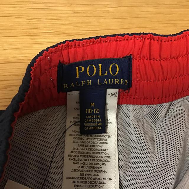 Ralph Lauren(ラルフローレン)の新品 ラルフローレン 海水パンツ 150 キッズ/ベビー/マタニティのキッズ服 男の子用(90cm~)(水着)の商品写真