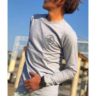 ロンハーマン(Ron Herman)のDrawing サークル Tシャツ ロンT Sサイズ ロンハーマン キムタク着(Tシャツ/カットソー(七分/長袖))