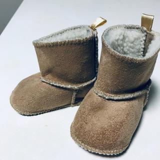 ベビーギャップ(babyGAP)のベビーブーツ エコムートン(ブーツ)