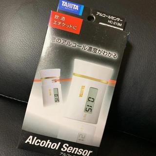 タニタ(TANITA)のお値下げ!【TANITA】アルコールセンサー(ミニタイプ)(その他)