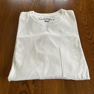 ユナイテッドアローズ(UNITED ARROWS)のアローズ クールネックtシャツ L✩︎⡱(Tシャツ/カットソー(七分/長袖))