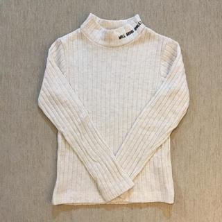 ブリーズ(BREEZE)の【BREEZE】ハイネックロングTシャツ 110(Tシャツ/カットソー)