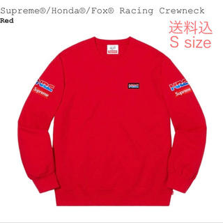 シュプリーム(Supreme)のSupreme®/Honda®/Fox® Racing Crewneck(スウェット)