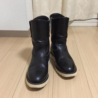 レッドウィング(REDWING)のレッドウィング8169縦羽タグ美品ブーツ(ブーツ)