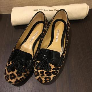 ペリーコ(PELLICO)のペリーコ 36 ハラコ(ローファー/革靴)