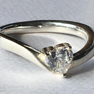 ヨンドシー(4℃)のシルバーリング 10号(リング(指輪))