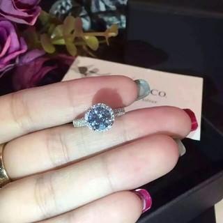 ラウンドダイヤの指輪(リング(指輪))