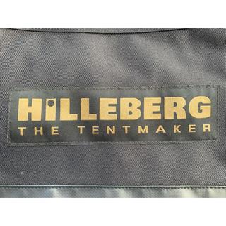 HILLEBERG - 激レア!ヒルバーグ ミル mil キャリーバッグ msr ノースフェイス